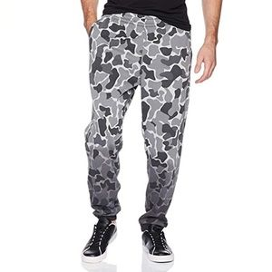 Adidas Camouflage Dip Dyed Track Pants
